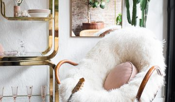 How To Mix Vintage Home Decor with Modern Style